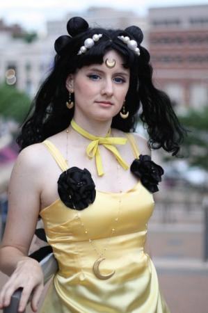 Luna from Sailor Moon S worn by AkaneSaotome