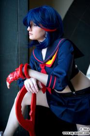Matoi Ryuko from Kill la Kill worn by AkaneSaotome