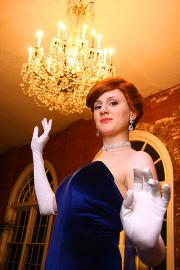 Anya / Anastasia Nicholaevna Romanova from Anastasia
