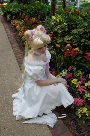 Usagi Tsukino from Sailor Moon worn by AkaneSaotome