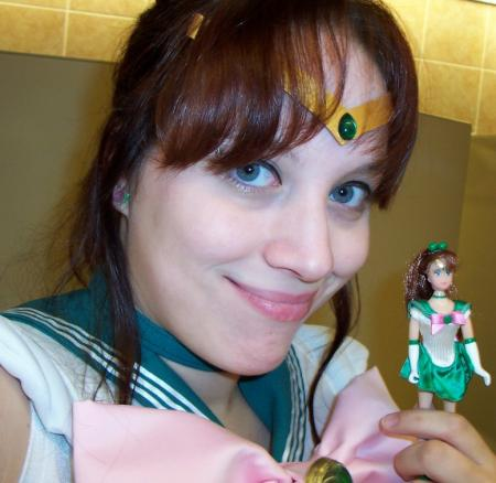 Sailor Jupiter from Pretty Guardian Sailor Moon