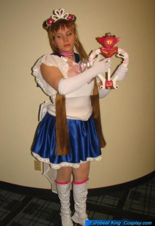 Princess Sailor Moon from Pretty Guardian Sailor Moon
