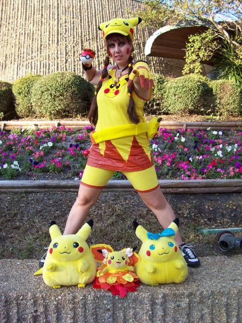 Anime Costumes Girls Costume Worn at Anime