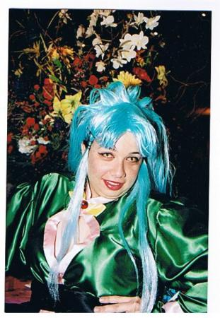 Ryoko from Tenchi Muyo worn by Lightning Count