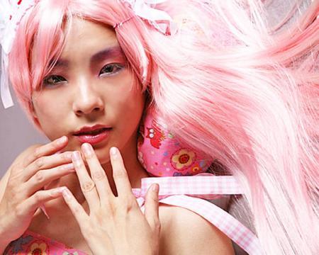 AppleSugar Pinky from Original: Gothic Lolita / EGL / EGA
