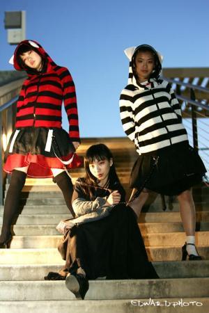 AppleSugar Kitty Mistress from Original: Gothic Lolita / EGL / EGA