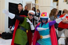Great Saiyaman 2 from Dragonball Z worn by BAT