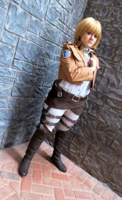 Armin Arlelt from Attack on Titan worn by BAT