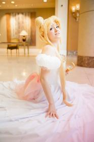Princess Serenity from Sailor Moon worn by BAT