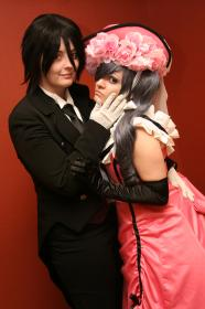 Ciel Phantomhive from Black Butler worn by BAT