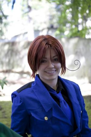 Italy (Veneziano) / Feliciano Vargas from Axis Powers Hetalia worn by BAT