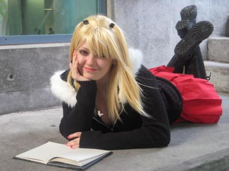 Amane Misa from Death Note worn by BAT