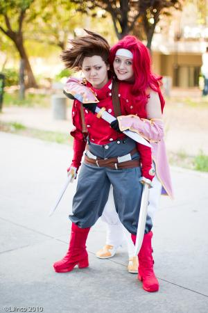 Lloyd Irving from Tales of Symphonia worn by BAT