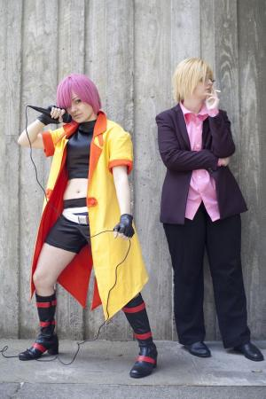 Shuichi Shindou from Gravitation worn by BAT