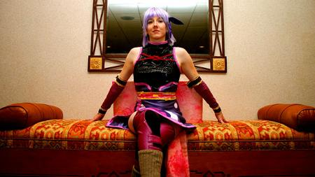 Ayane from Dead or Alive 4 worn by Lilacwire