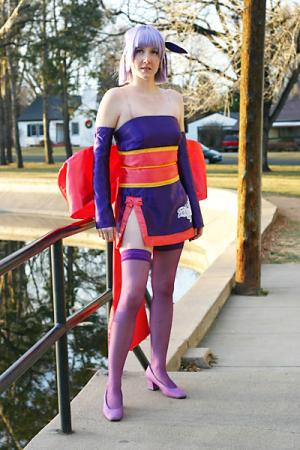 Ayane from Dead or Alive 2 