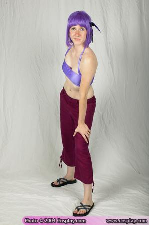 Ayane from Dead or Alive 2 worn by Lilacwire