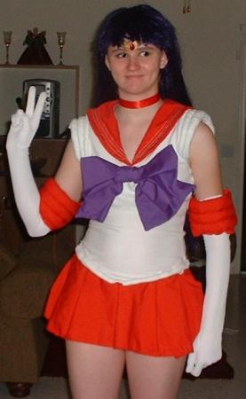 Sailor Mars from Sailor Moon