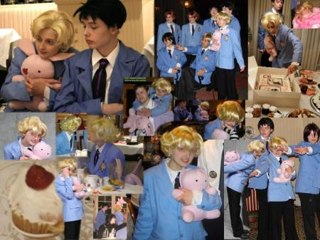 Mitsukuni Haninozuka / Honey from Ouran High School Host Club worn by Akarui