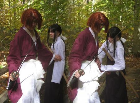 Kaoru Kamiya from Rurouni Kenshin worn by Akarui
