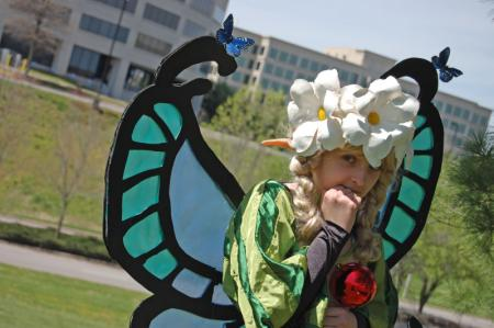 Mercedes from Odin Sphere worn by Akarui