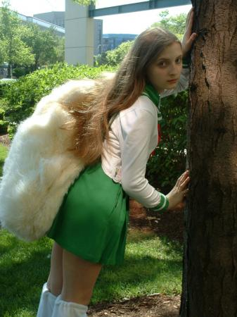Kagome Higurashi from Inuyasha worn by Akarui