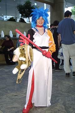 Ryoko from Tenchi Muyo