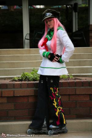 Simca from Air Gear worn by SuthrnBelleChan