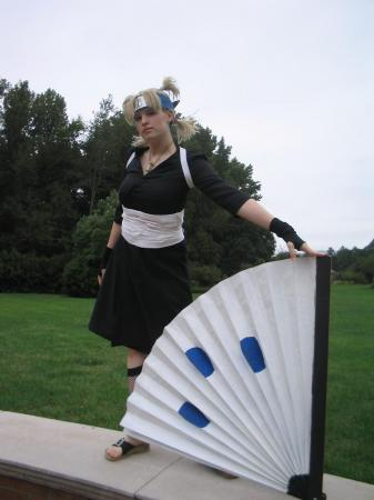 Temari from Naruto Shippūden worn by SuthrnBelleChan