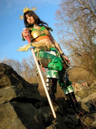Nu Wa from Dynasty Warriors 3 worn by Natalie