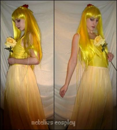 Princess Venus from Sailor Moon worn by Natalie