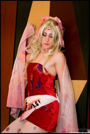 Terra Branford from Final Fantasy VI worn by Natalie