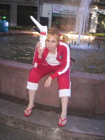 Hiyori Sarugaki from Bleach worn by Bulma