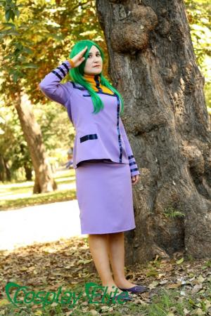 Milia Fallyna Jenius from Macross worn by Bulma