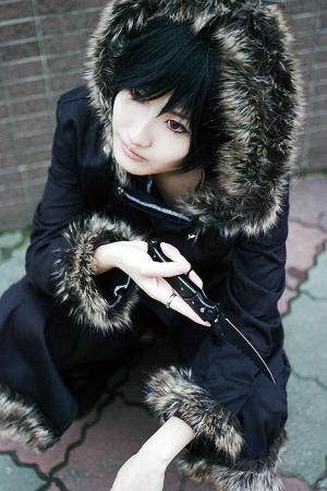 Izaya Orihara from Durarara!! worn by Hikou