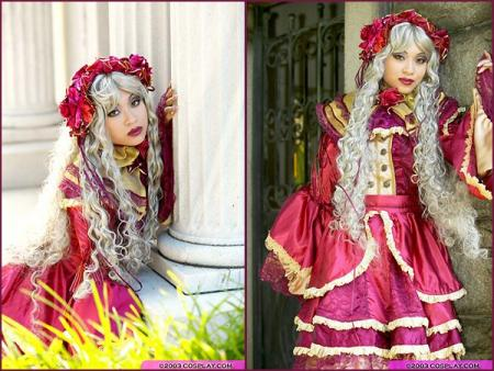 Myoubi from Alichino worn by Yaya (AngelicStar)