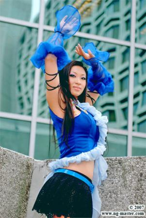 Lenne from Final Fantasy X-2 worn by Yaya (AngelicStar)