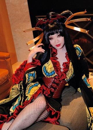 Yuuko Ichihara from xxxHoLic worn by Yaya (AngelicStar)