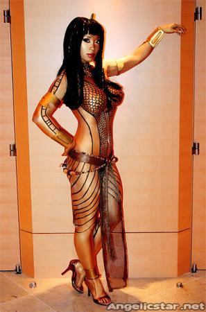 Anck-su-namun from The Mummy worn by Yaya (AngelicStar)