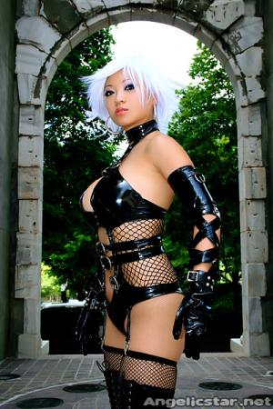 Christie from Dead or Alive 4 worn by Yaya (AngelicStar)
