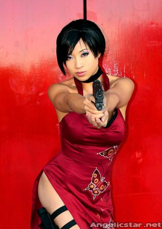 Ada Wong from Resident Evil 4 worn by Yaya (AngelicStar)
