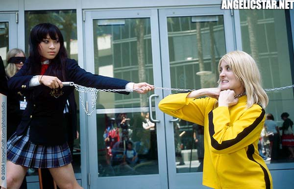 Gogo Kill Bill Halloween Costume Gogo Yubari From Kill Bill by