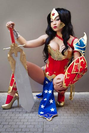 Wonder Woman from Wonder Woman worn by Yaya (AngelicStar)