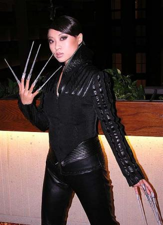 Lady Deathstrike from X-Men worn by Yaya (AngelicStar)
