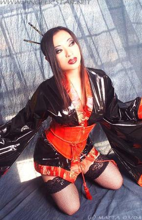 Fetish Geisha from Original Design