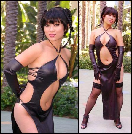 Lei Fang from Dead or Alive Ultimate