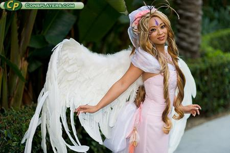 Belldandy from Ah My Goddess worn by Yaya (AngelicStar)
