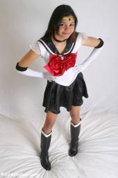 Super Sailor Pluto from Sailor Moon Super S