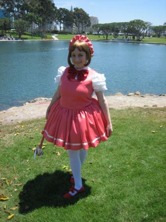 Sakura Kinomoto from Card Captor Sakura worn by Rosie Angel