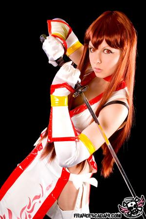Kasumi from Dead or Alive 2